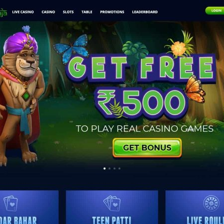 JungleRaja September Free Spins Microgaming Promo